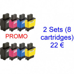 2 kits LC900BK - LC900C -...
