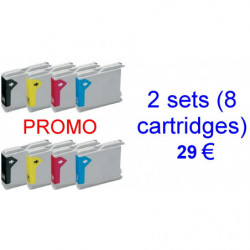 2 kits LC970-1000BK /...