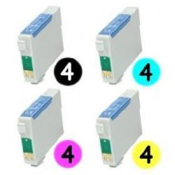 4 Kits Epson...