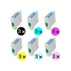 3 Kits Epson...