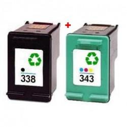 HP338 + HP343