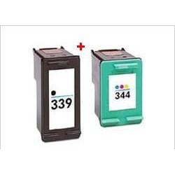 HP339 + HP 344