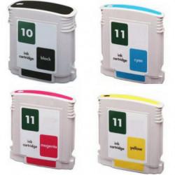 1 kit HP10 Noire + HP11...