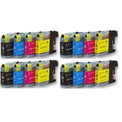 4 kits LC123 BK / LC123 C /...