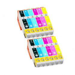 2 Kits Epson...